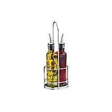 Tablecraft Gemelli Oil And Vinegar Bottle