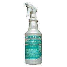 Betco Empty Green Earth Peroxide Spray