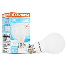 Sylvania A19 800 Lumens LED Bulbs