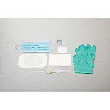 Medline Central Line Dressing Trays With