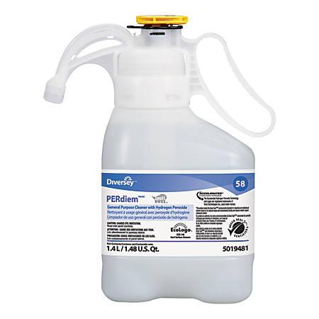 PerDiem™ General Purpose Cleaner With Hydrogen Peroxide, 1.4 Liters