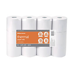 PM Company MedicalLab Paper Rolls Thermal