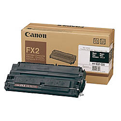 Canon FX 2 Black Toner Cartridge