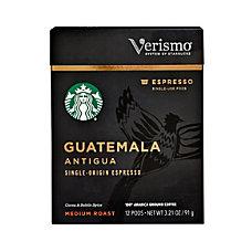 Verismo Guatemala Espresso Pods 2 Oz