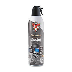 Dust Off Disposable Compressed Gas Duster