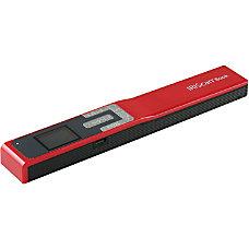 IRIS Iriscan Book 5 Red Portable