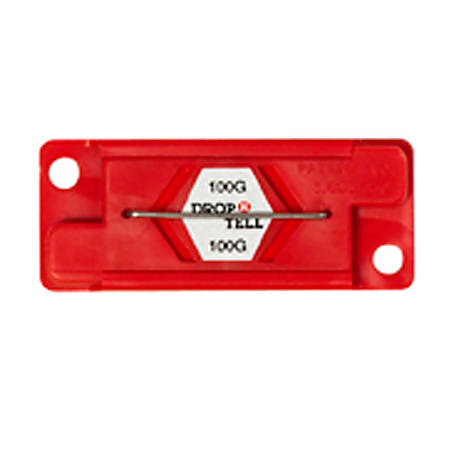 Drop-N-Tell 100G Indicator, Case of 25