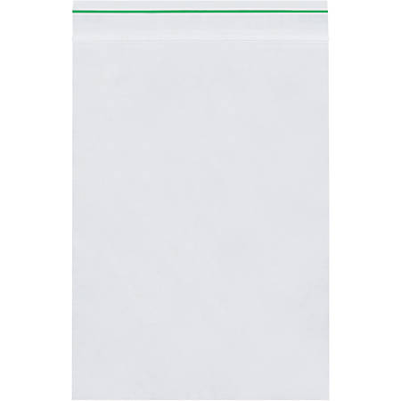 "Minigrip Reclosable GreenLine Biodegradable Bags 2 Mil, 2"" x 2"", Box of 1000"