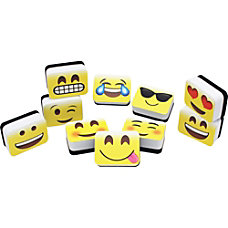 Ashley Emojis Mini Whiteboard Eraser 2