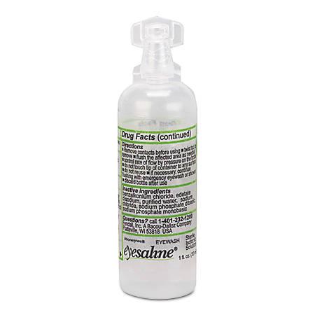 Eyesaline Personal Eyewash Products, 1 oz
