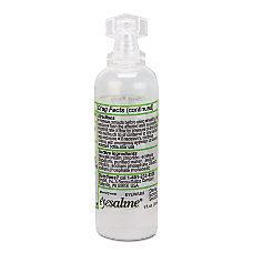 Eyesaline Personal Eyewash Products 1 oz