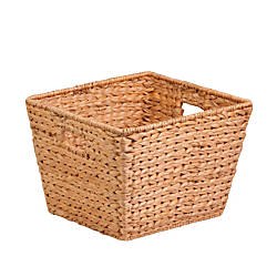 Honey Can Do Water Hyacinth Basket