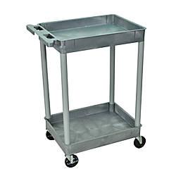H Wilson Plastic Tub Cart 37