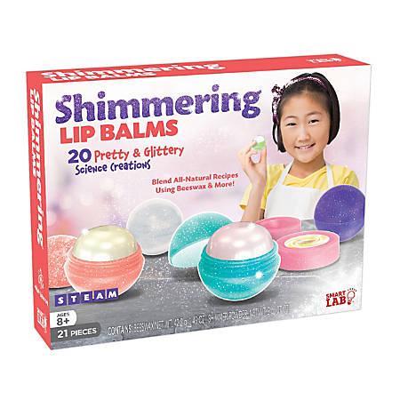 SmartLab QPG Lab For Kids, Shimmering Lip Balms, Grade 3 - 8