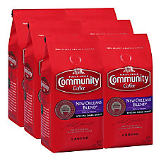Community Coffee Arabica Ground Coffee New