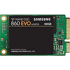 Samsung 860 EVO 500 GB Solid