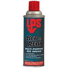 MULTI PURPOSE AEROSOL RED GREASE