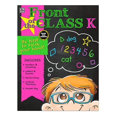 Thinking Kids® Front Of The Class, Grade K