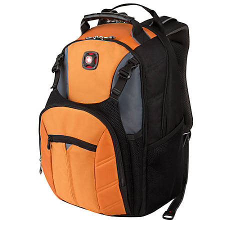 SwissGear Sherpa Computer Backpack For 16 Laptops Assorted Colors ...