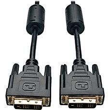 Tripp Lite 6ft DVI Single Link