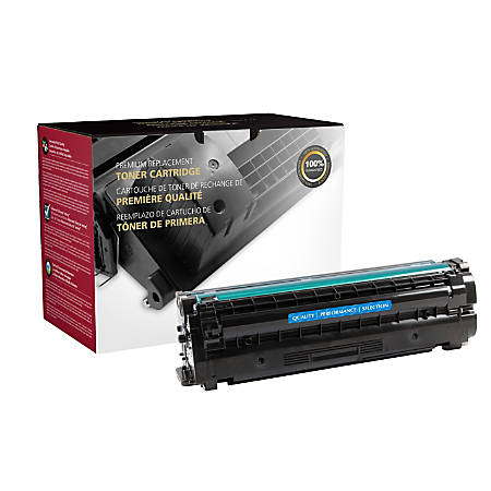 201075P (Samsung C2620 / CLT-C505L) Remanufactured Cyan Toner Cartridge