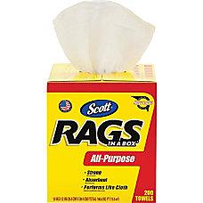 Scott Rags In A Box Towels