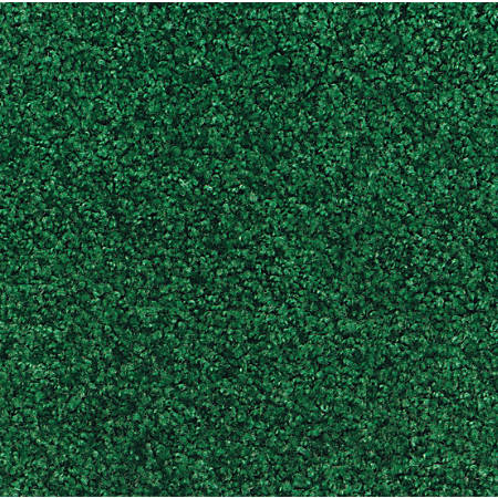 M + A Matting Stylist Floor Mat, 3' x 6', Emerald Green