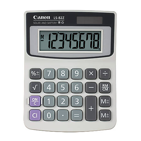 Canon LS-82Z Handheld Basic Calculator