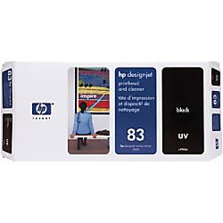 HP 83 Black Printhead C4960A