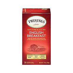 Twinings English Breakfast Tea 106 Oz