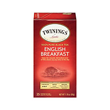 Twinings English Breakfast Tea 106 Oz