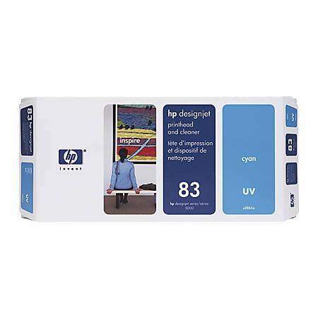 HP 83, Cyan Printhead (C4961A)