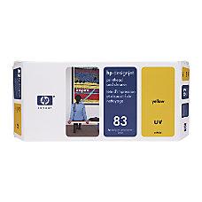 HP 83 Yellow Printhead C4963A