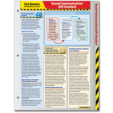 ComplyRight Fast Answers GHS Hazard Communication
