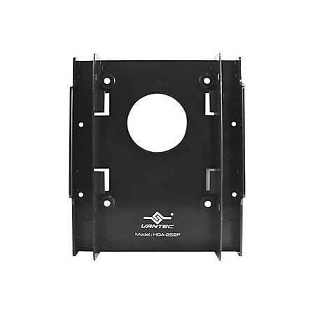 "Vantec HDA-252P Drive Bay Adapter Internal - 2 x 2.5"" Bay"
