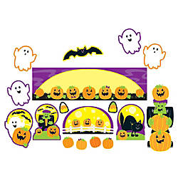 Carson Dellosa Halloween Mini Bulletin Board