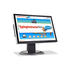 Typing Instructor Web for Kids Annual