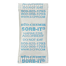 Partners Brand Silica Gel Packets 58