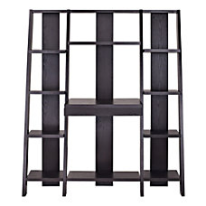Ameriwood Home Ladder Bookcase Towers With