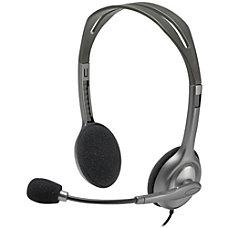 Logitech Stereo Headset H111 Stereo Mini