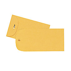 Quality Park Clasp Envelopes 15 4