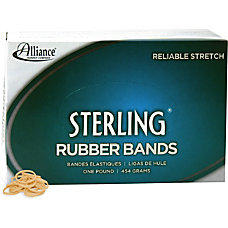Alliance Rubber 24085 Sterling Rubber Bands