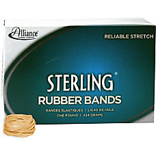 Alliance Rubber 24125 Sterling Rubber Bands