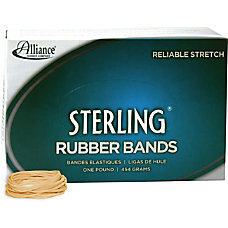 Alliance Rubber 24145 Sterling Rubber Bands