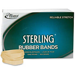 Alliance Rubber 24845 Sterling Rubber Bands