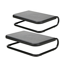 Mind Reader Metal Monitor Risers With