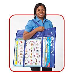 Carson Dellosa Deluxe Bulletin Board Storage