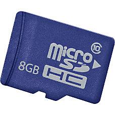 HPE 8 GB Class 10 microSDHC