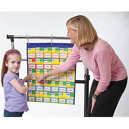 Carson-Dellosa Pocket Chart, Class Management