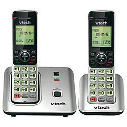 VTech CS6619 2 DECT 60 Expandable